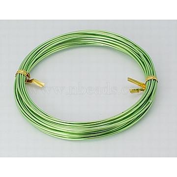 1.5mm LightGreen Aluminum Wire