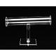 Organic Glass T Bar Bracelet Display Stand(BDIS-H008-1)-1