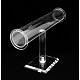 Organic Glass T Bar Bracelet Display Stand(BDIS-H008-1)-2