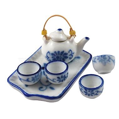 Porcelain Tea Set(CF473Y)-3