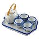 Porcelain Tea Set(CF473Y)-2