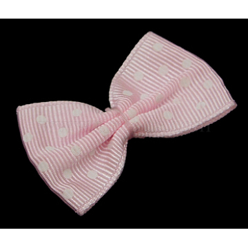 Pink Bowknot Ribbon Ornament Accessories