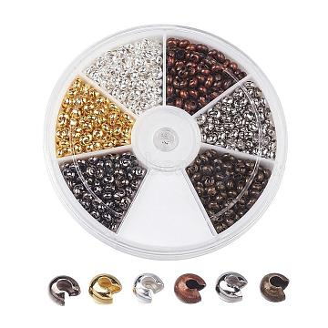 Mixed Color Iron Beads