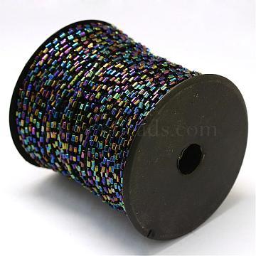 2mm MediumBlue Seed Beads Thread & Cord