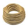 3mm Gold Leather Thread & Cord(WL-Q005-3mm-65)