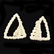 Handmade Reed Cane/Rattan Woven Pendants(WOVE-T006-141A)-2