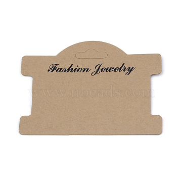 Camel Paper Necklace Display Cards