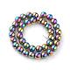 Transparent Glass Beads Strands(X-EGLA-R047-8mm-02)-2
