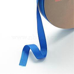 """Ruban gros-grain, bleu royal, 1/4"""" (6 mm); environ 100yards / rouleau (91.44m / rouleau)(RW6mmY040)"""