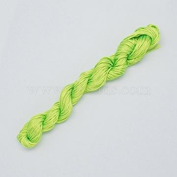 2mm GreenYellow Nylon Thread & Cord