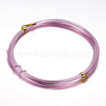 0.8mm Pink Aluminum Wire