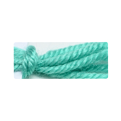 Soft Baby Yarns, with Cashmere, Acrylic Fibres and PAN Fiber, MediumTurquoise, 2mm; about 50g/roll, 6rolls/box(YCOR-R020-22)