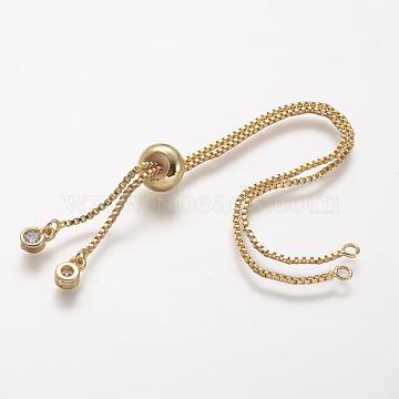 Brass Bracelet Making
