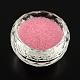 Transparent DIY 3D Nail Art Decoration Mini Glass Beads(X-MRMJ-R038-C04)-1