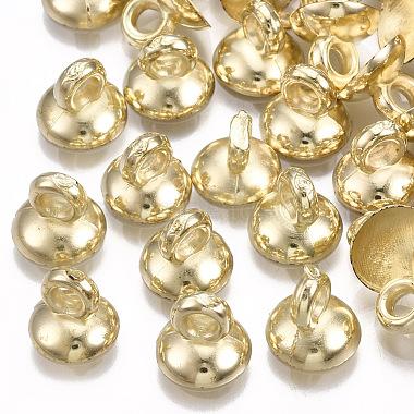 Light Gold Plastic Bail