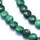 Natural Malachite Beads Strands(G-E530-07AA)-3