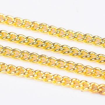Brass Curb Chains Chain