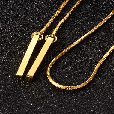 Toucan Long Adjustable Alloy Rhinestone Lariat Necklaces(NJEW-F193-I03-G)-4