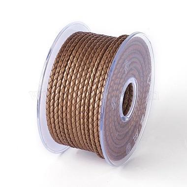 Braided Cowhide Cord(WL-I003-3mm-D-10)-2