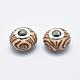 Handmade Polymer Clay European Beads(CLAY-K002-L26)-2