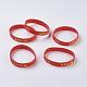 Silicone Bracelets Wristband Souvenir(BJEW-TA0002-04H)-1