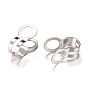 Stainless Steel Color Stainless Steel Links(X-STAS-R089-04)