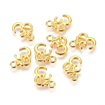 Golden Mark Alloy Charms