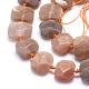 Natural Sunstone Beads Strands(G-K223-50A)-3