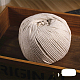 Cotton String Threads for Jewelry Making(OCOR-L039-A02-3mm)-1