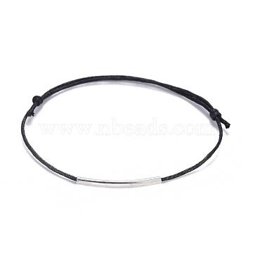 Black Cotton Bracelets