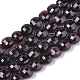 Natural Garnet Beads Strands(G-S362-020)-1