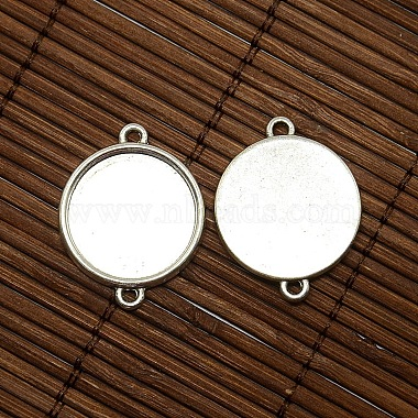 20mm Clear Domed Glass Cabochon Cover for Flat Round DIY Photo Alloy Link Making(DIY-X0106-AS-LF)-4