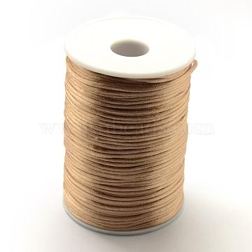 1.5mm BurlyWood Polyacrylonitrile Fiber Thread & Cord