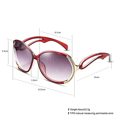 Nouvelles femmes de la mode des lunettes de soleil d'été(SG-BB14531-4)-4