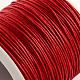 Waxed Cotton Thread Cords(YC-R003-1.0mm-162)-2