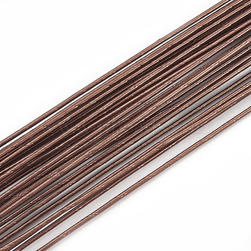 0.6mm CoconutBrown Iron Wire