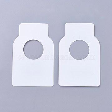 White Plastic Price Tags
