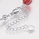 Glass Round Beads Bracelets(BJEW-F298-02C)-3