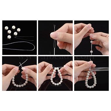 Flat Elastic Crystal String(X-EW014)-4