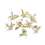 Real Gold Plated Others Brass Beads(KK-F797-53G)