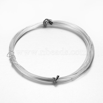 1.5mm Silver Aluminum Wire