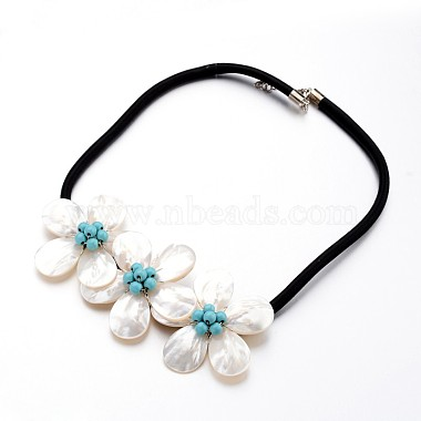 SkyBlue Synthetic Turquoise Necklaces