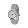 Blue Stainless Steel Quartz Watch(WACH-I017-01B)