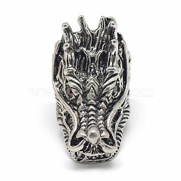 Alloy+Rhinestone Finger Rings