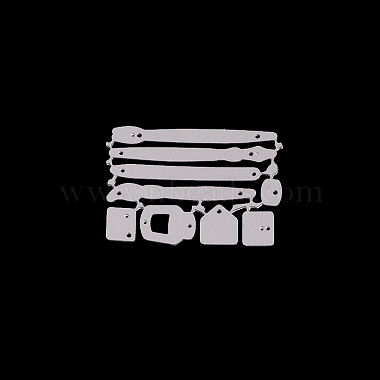 Tool Frame Carbon Steel Cutting Dies Stencils(DIY-F028-83)-2