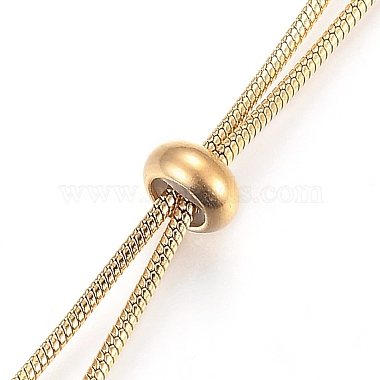 Adjustable 304 Stainless Steel Lariat Necklaces(X-NJEW-Z005-10G)-3