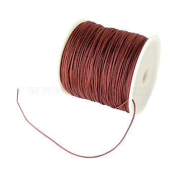 0.8mm SaddleBrown Nylon Thread & Cord