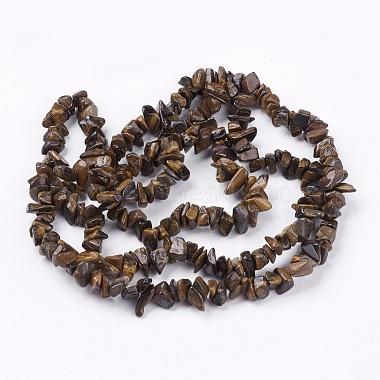 Natural Tiger Eye Stone Bead Strands(X-G-R192-19)-2