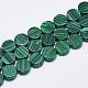Synthetic Malachite Beads Strands(G-T122-03U)-1