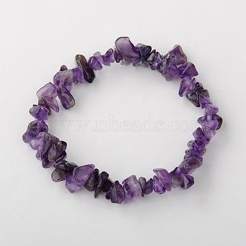 Indigo Amethyst Bracelets